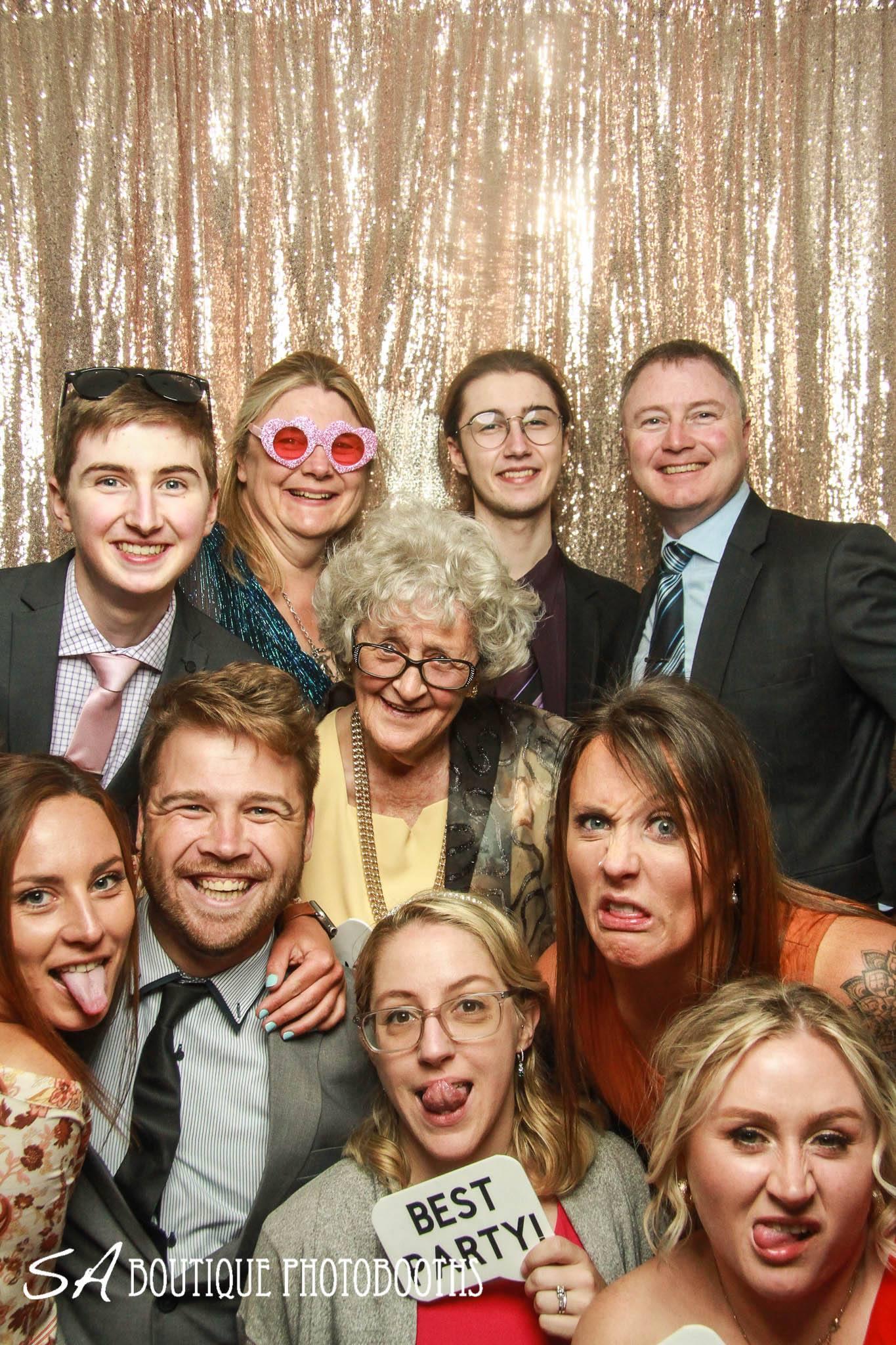adelaide wedding hire photobooth